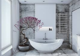 deko in grau 105 wohnideen für badezimmer einrichtung stile farben deko