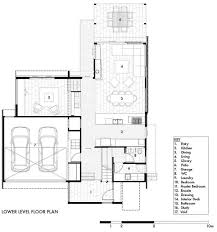 house plans by architects nikau house by strachan architects 14 plans