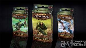 warhammer invasion the card game review is it a good game