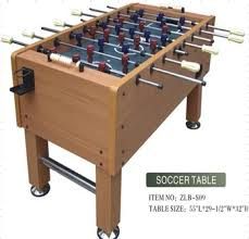 classic sport foosball table factory manufacturer heavy duty 4 5ft classic sport foosball table