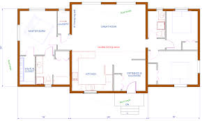 big modern house open floor plan design home improvement arresting