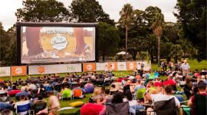 Sunset Cinema Botanic Gardens Wollongong S Outdoor Cinema Screenings You Can Take The To
