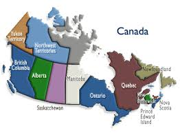 map of canada by province assistants in canada canadian provincial map
