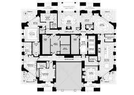 Chicago Apartment Floor Plans Penthouses In Chicago Floor Plans Dspace Elysian Penthouse