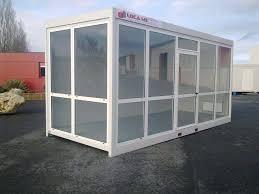 module bureau bâtiment modulaire d occasion conteneur bungalow loca ms
