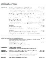 Resume Letter Example modeling resume 10 uxhandy com