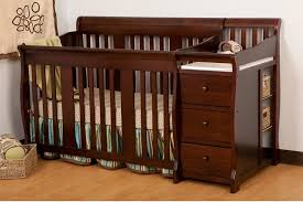 mini crib and changing table nursery mini crib with changing table for best nursery furniture