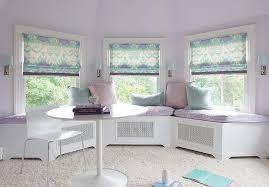 bay window window seat design ideas