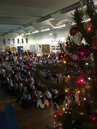 christmas tree dressing ceremony st johns kearsley c e primary