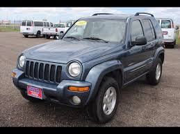 2002 jeep limited 2002 jeep liberty limited 4dr 4wd suv in co south
