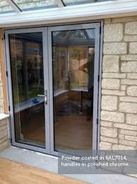 Patio Door Frames Aluminium Doors Aluminium Bi Folding Exterior Doors Buy