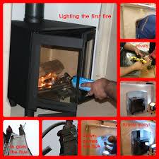 installing a woodburner stove a contura i5 mum on the brink