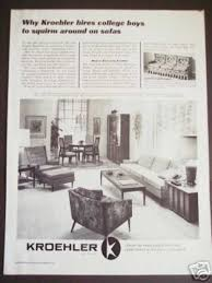 home decor ads vintage furniture ads of the 1960s