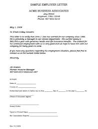 Confirmation Extension Letter Format 9 confirmation letter from employer hostess resume