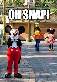 Goofy Meme - minnie mouse leaves mickey mouse for goofy due to his inability to