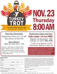 thanksgiving day turkey trot 5k 10k