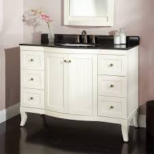 Es Wmsq Wh  Virtu Usa Winterfell Bathroom Vanity Cabinet In - 48 white bathroom vanity cabinet