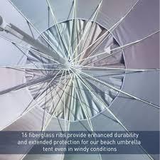 689 Best Beach Crafts U0026 by Amazon Com Easygo Heavy Duty Beach Umbrella Giant 8 U0027 Rainbow