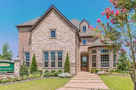 mustang lakes waterview new homes in celina tx