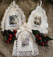 gothic christmas ornaments sugar lump studios