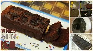 cara membuat brownies kukus simple resep membuat brownies kukus simple dengen toping oreo resep dapur