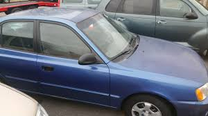 2001 hyundai accent blue greenwood auto sales