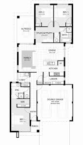 Floor Plans For Small Houses With 3 Bedrooms Small 3 Bedroom House Plans Fresh Simple 3 Bedroom House Floor