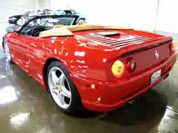 1998 f355 spider for sale 1998 355 f1 spider for sale