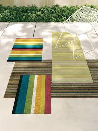 Bamboo Outdoor Rug Floor Design Casual Flooring Decoration With Chilewich Floor Mat