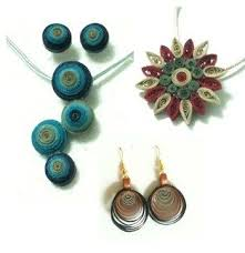 quilled jewelry to match your mood 5 steps with pictures