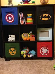 Avengers Home Decor Diy Superhero Bins Penny Wise Diy U0027s