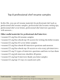 Chef Resume Templates Chef Resume Sky Chef Jobs Chef Consultant Cover Letter Gateway