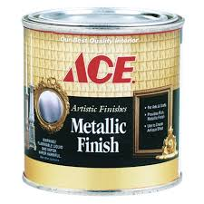 ace artistic finishes metallic finish 1 2 pint specialty