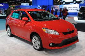 toyota matrix xrs toyota matrix news and information autoblog