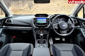 subaru crosstrek interior 2018 2017 subaru xv review wheels