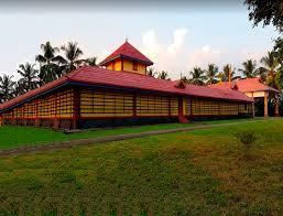 Kondazhy Thrithamthali Siva-Parvathy Temple