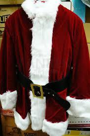 santa claus costume christmas deluxe velvet santa claus costume 3 jpg