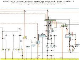 75 beetle wiring diagram shoptalkforums 75 wiring diagrams