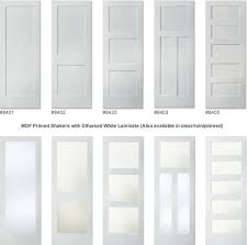 Panel Interior Door Painted Doors With Glass 3 Panel Or Glass Only At Top If One