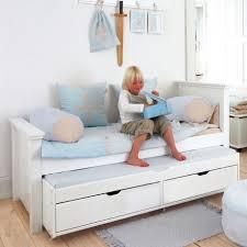 lit gigogne avec bureau lit 90x200 avec lit gigogne et tiroirs alfred et compagnie