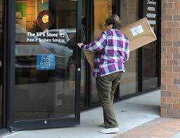 is usps open day after thanksgiving ups fedex lag behind usps in on time holiday deliveries times union