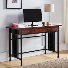 Small Oak Writing Desk by Furniture Writing Desk With White Ceramic Floor And Small Windows