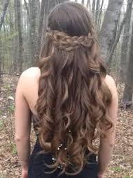 braided hairstyles with hair down prom hair tutorial down foto video