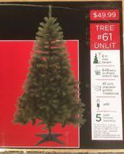 trim a home 6 ft weston spruce artificial tree ebay