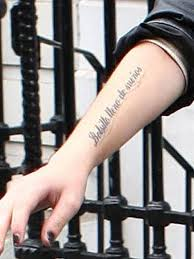 lyrics tattoos on cher lloyd u0027s arms popstartats