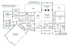 pepperwood ranch home plan open home floor plan designs