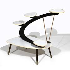 mid modern coffee table mid century modern side table for flowers 1950s for sale at pamono