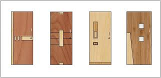 fresh door designs for houses 5168