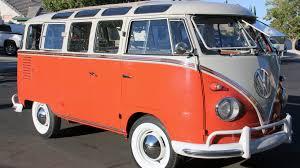 volkswagen minivan 1960 1960 volkswagen 23 window microbus s107 monterey 2013