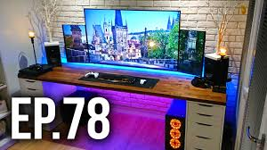 room tour project 78 best gaming setups youtube